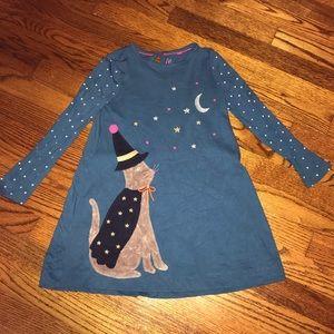 Mini Boden Halloween Tunic Dress